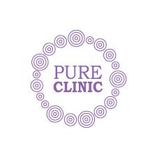 pure clinic - logo